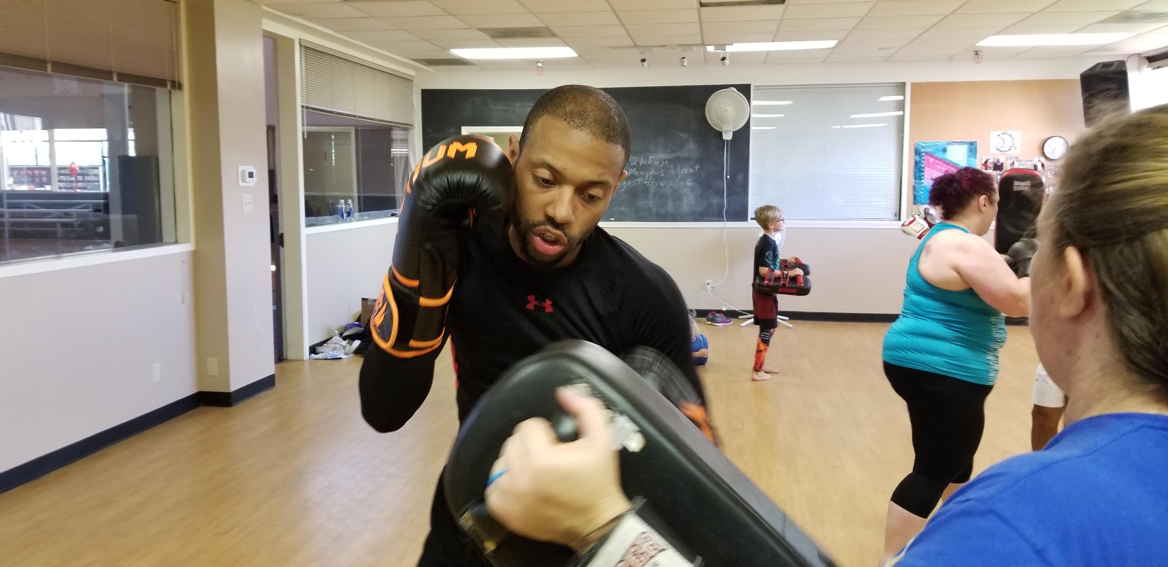 New Kickboxing Classes! | Living Sword Karate | Shotokan Karate